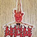 Deicide - Patch - Once upon the Cross small Patch