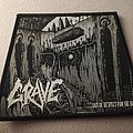 Grave - Patch - Out of respect for the dead patch