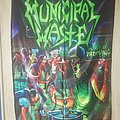Municipal Waste - Other Collectable - Art of Partying Flag