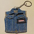 Exodus - Other Collectable - Bonded by Blood Keychain Battle Vest