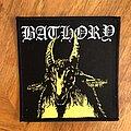 Bathory - Patch - Bathory woven patch
