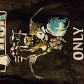 THOR painted leather jacket
