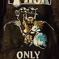 Thor - Battle Jacket - THOR painted leather jacket