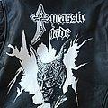 Jurassic Jade - Battle Jacket - Jurassic jade painted leather jacket