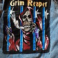 Grim Reaper - Battle Jacket - Grim Reaper denim jacket