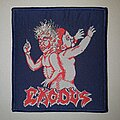 Exodus - Patch - Exodus Bonded By Blood Patch (Blue Border)