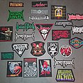 Thrash/Death metal patches! Cheap