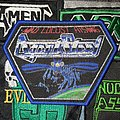 Agent Steel - Patch - Agent Steel Mad Locust Rising Patch (Blue Border)