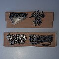 Municipal Waste - Pin / Badge - New pins