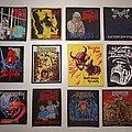 Thrash/Death/Black metal patches! Cheap!