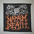 Napalm Death - Patch - Napalm Death From Enslavement To Obliteration Patch