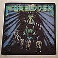 Forbidden - Patch - Forbidden Twisted Into Form Patch