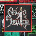 Nasty Savage - Patch - Nasty Savage Patch (Red Border)