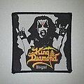 King Diamond - Patch - King Diamond Abgail Patch VTG