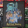 Death Spiritual Healing Patch