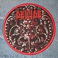 Deicide - Patch - Deicide Medallion Patch
