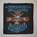 Testament - Patch - Testament Disciples Of The Watch Patch
