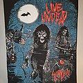 Slayer - Patch - Slayer Live Undead Backpatch