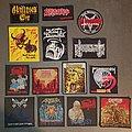 Thrash/Death metal patches! Cheap