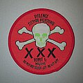 Vio-Lence - Patch - Vio-lence Eternal Nightmare Patch (Red Border)