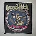 Sacred Reich - Patch - Sacred Reich The Surf Of Nicaragua Patch