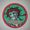 Ludichrist - Patch - Ludichrist Patch (Red Border)