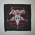Venom - Patch - Venom Welcome To Hell Patch