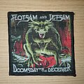 Flotsam And Jetsam - Patch - Flotsam And Jetsam Doomsday For The Receiver Patch