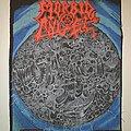 Morbid Angel - Patch - Morbid Angel Altars Of Madness Backpatch