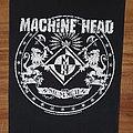 Machine Head - Patch - Machine Head Backpatch!