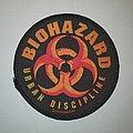 Biohazard - Patch - Biohazard Urban Discipline Patch