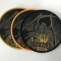 Official woven Dopelord patches