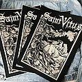 Saint Vitus - Patch - Saint Vitus woven Backpatch