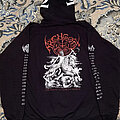 ARCHGOAT - Hooded Top - ARCHGOAT - The Grand Luciferian March U.S. tour hoodie