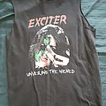 Exciter - TShirt or Longsleeve - Exciter - Unveilling The Wicked