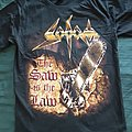 Sodom - Saw Is The Law