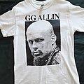 GG Allin - TShirt or Longsleeve - GG Allin - Face