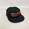 Iron Maiden - Other Collectable - 1990 Iron Maiden No payer on the road Snapback Cap