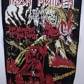 Iron Maiden - Patch - Backpatch