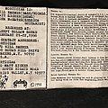 Mortician - Tape / Vinyl / CD / Recording etc - MORTICIAN (USA/NY)- Demo #1 1990