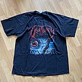 Obituary cause of death chopped in half t shirt