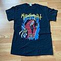 Midnight m satan t-shirt medium reaper