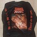 Morbid Angel - TShirt or Longsleeve - Morbid Angel Blessed Are The Sick LS