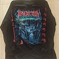 Benediction - TShirt or Longsleeve - Benediction Trascend The Rubicon LS