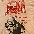 Death Scream Bloody Gore Tshirt