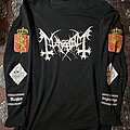 Mayhem - TShirt or Longsleeve - Mayhem Legion Norge Longsleeve