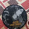 God Macabre - Patch - Bootleg patch.