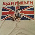 Iron Maiden - TShirt or Longsleeve - Seventh Son Tour 1988