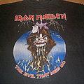 Iron Maiden - TShirt or Longsleeve - Evil That Men Do Monsters of Rock 1988