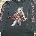 Cannibal Corpse European tour 2002 Longsleeve